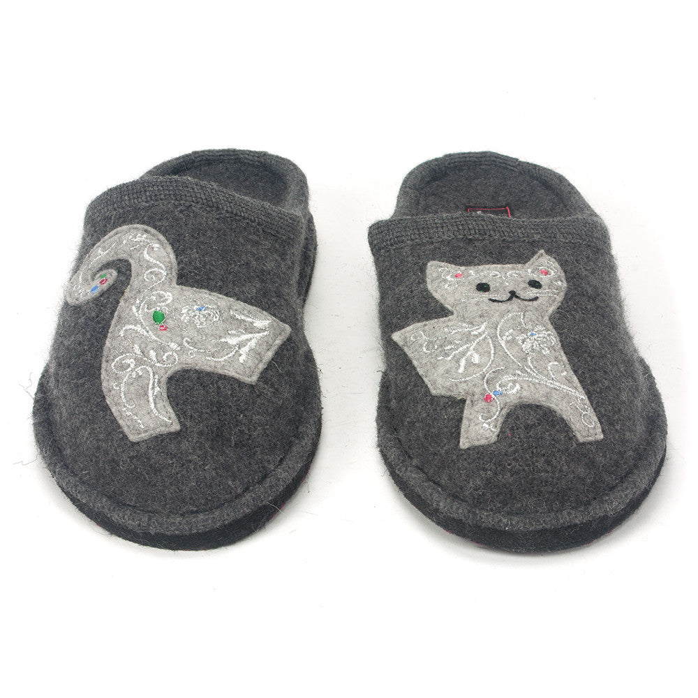 These Slippers are the Cat's Meow! (Attn: Cat Lovers!)