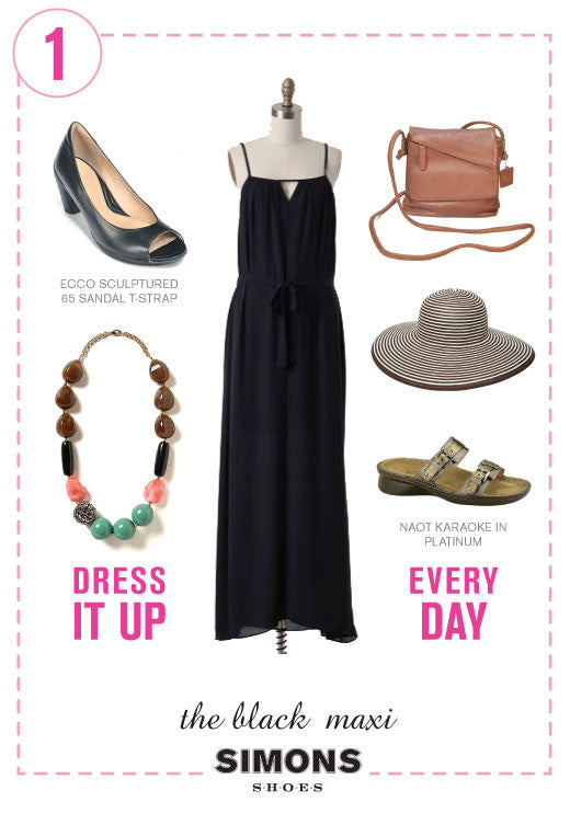 3 Must Have Mid-Summer Dresses