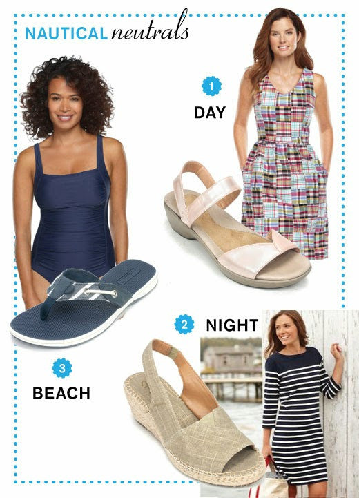 What's Your Beach-y Summer Style?