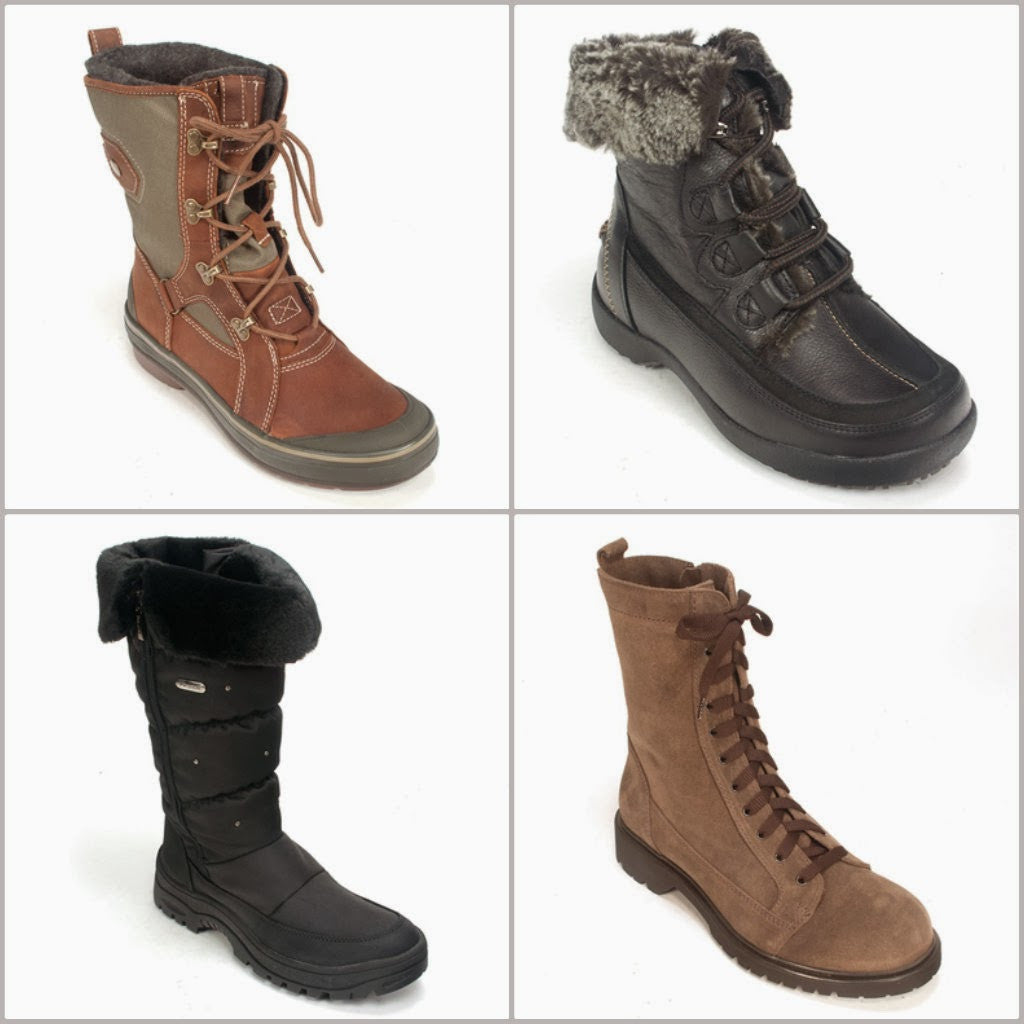 Warm-Up with All-Weather Boots - Now On Sale!