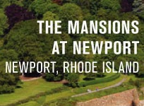 New England Day Trip: The Mansions at Newport, Rhode Island