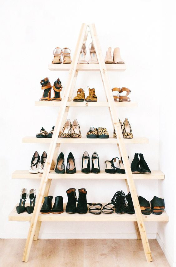 Clever Ways To Store Your Shoes
