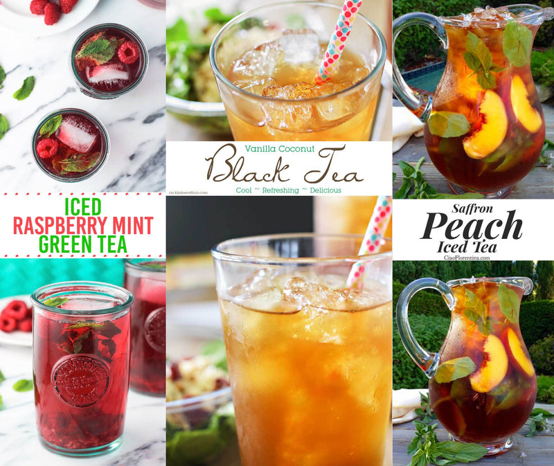Iced Tea Recipes For The Summer