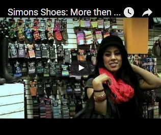 Dressing for Fall at Simons Shoes