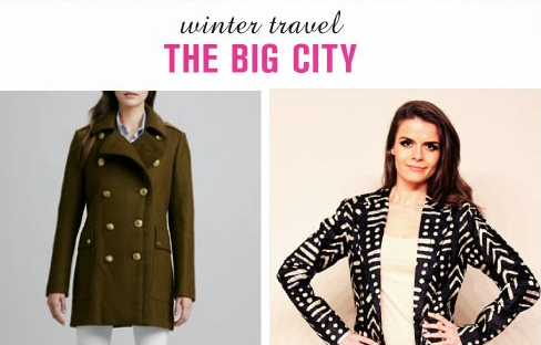 Winter Getaway - Big City Lights