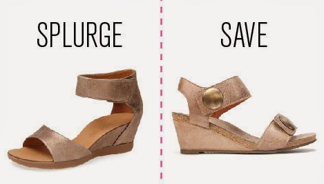 5 Summer Must Have Shoes - Splurge or Save