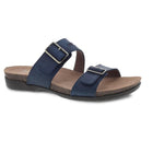Dansko Rosie Women's Leather Casual Slide Sandal - Simons Shoes