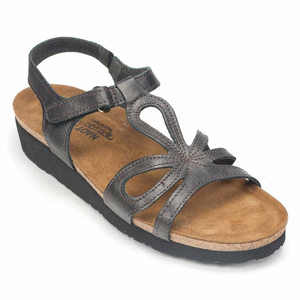 Naot Women's Leather Anatomic Cork Footbed Rachel Sandal Shoe