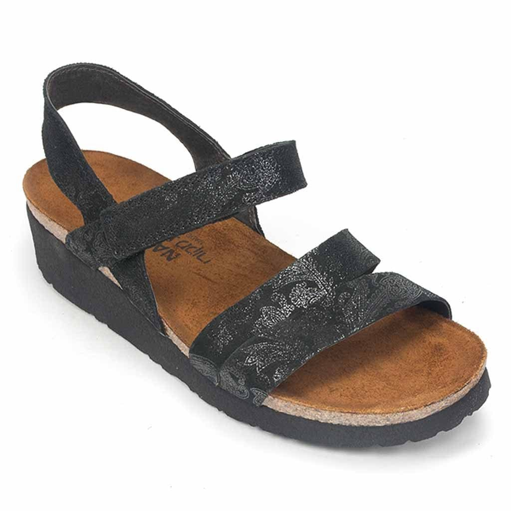 Naot Kayla (7806) Women's Leather Minimalist Strap Sandal