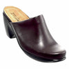 Naot Dream Women's Leather Padded Low-Open-Heel Comfort Clog Shoe