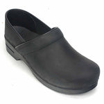 Dansko Professional Women's Leather Anti Fatigue Comfy Clog Work Shoe