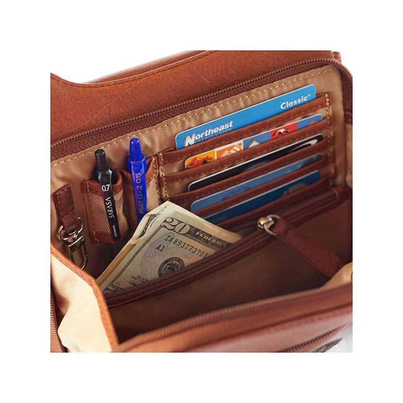 Cross Body Organizer (4507)