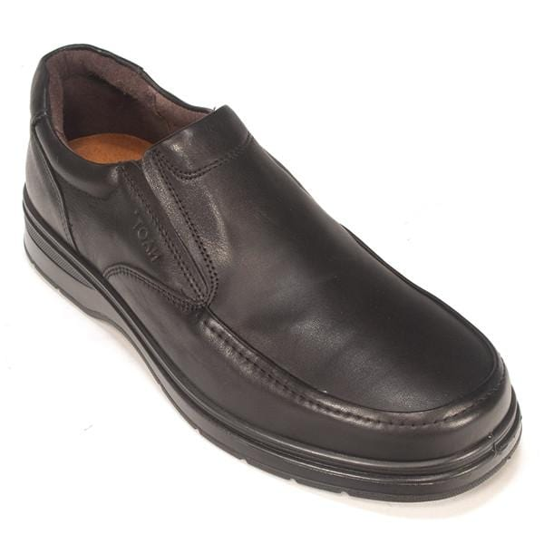 Naot Gary Men's Leather Padded Heel Tech-Lined Everyday Loafer Shoe