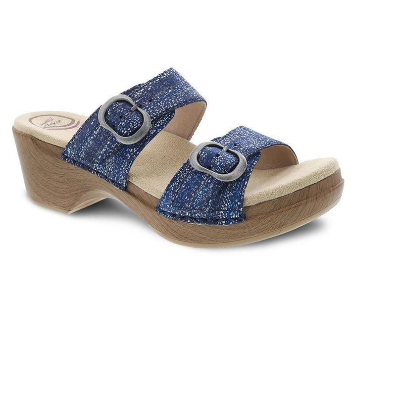 Dansko Sophie Women's Two Strap Slide Sandal - Simons Shoes