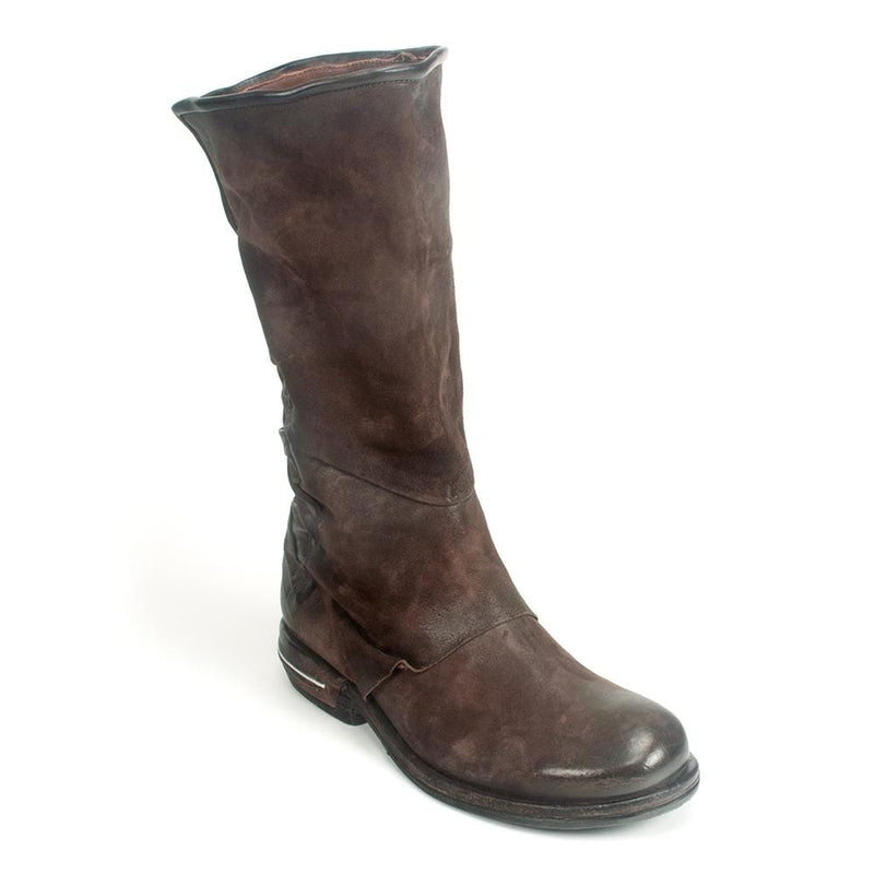AS98 Todd Boot | Women's Fall Mid Height Leather Boot | Simons Shoes