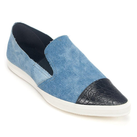 Pt Crushed Velvet Loafer