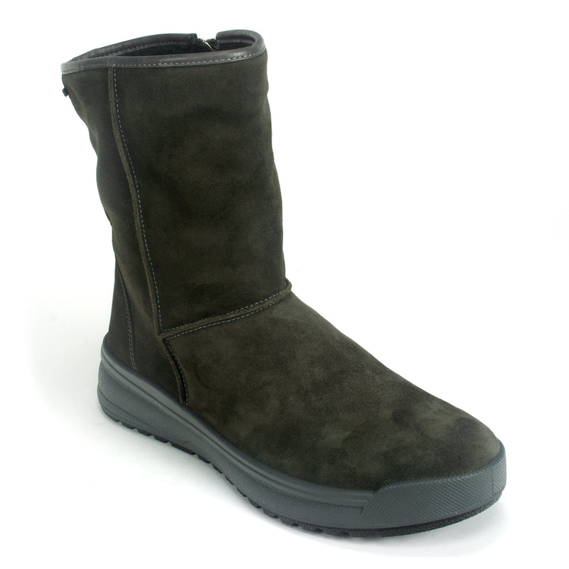Ara Womens Alessi Goretex Waterproof Suede Boot Riombo | Simons Shoes
