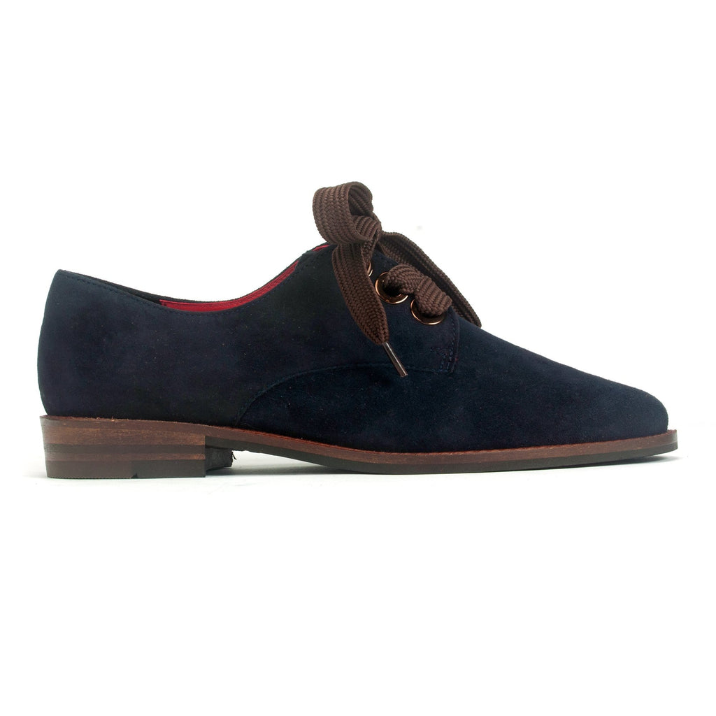 Ara Kalinda Women's Shoe Suede Leather Wide Laces | Simons Shoes