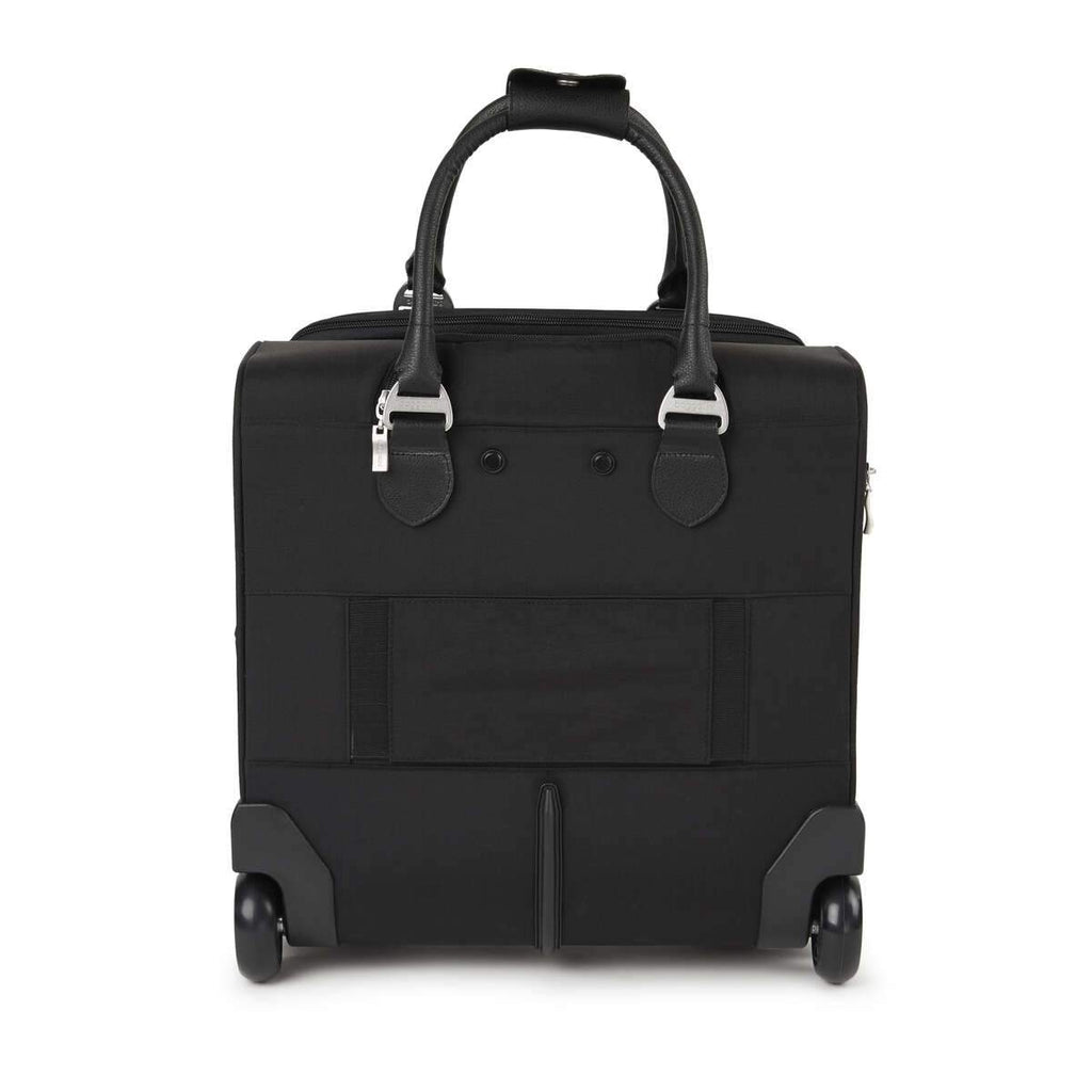 Baggallini 2-Wheel Underseat Carry-On Suitcase (RUS496) | Simons Shoes
