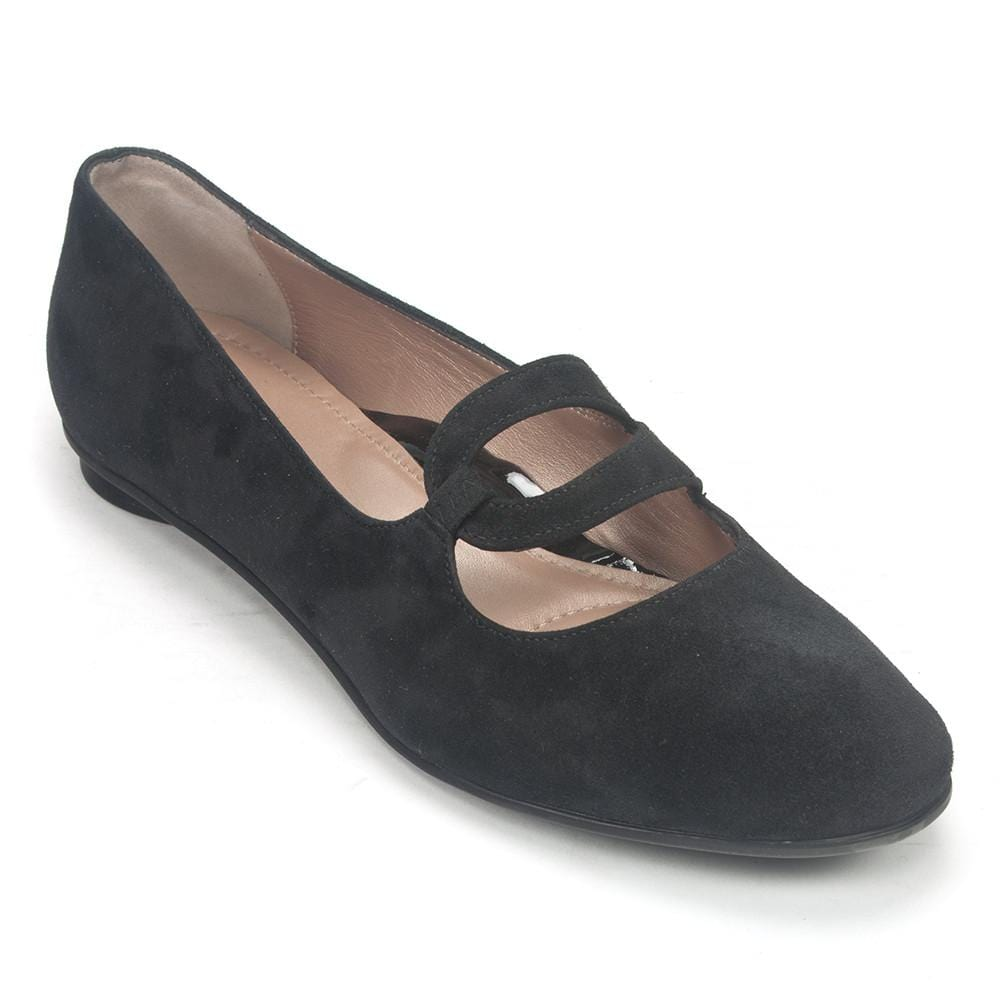 Beautifeel Women's Aline Suede Slip-on Mary Jane Shoe