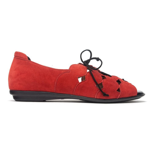 Beautifeel Amelia Laced Suede Walking Sandal Shoe