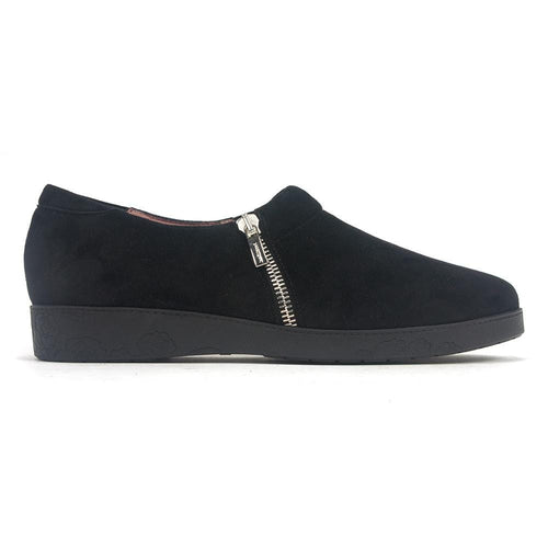 BeautiFeel Deva Womens Slip On Suede Cushioned Shoe | Simons Shoes