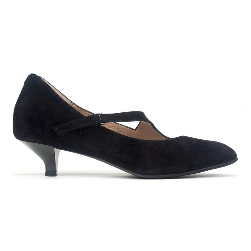 BeautiFeel Lilou Women's Leather Mary Jane Comfortable Heel