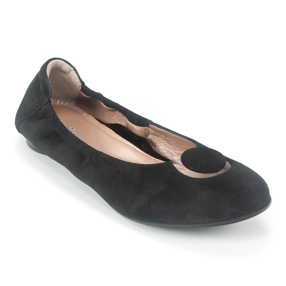 Beautifeel Mary Womens Slip On Leather Ballet Flat | Simons Shoes