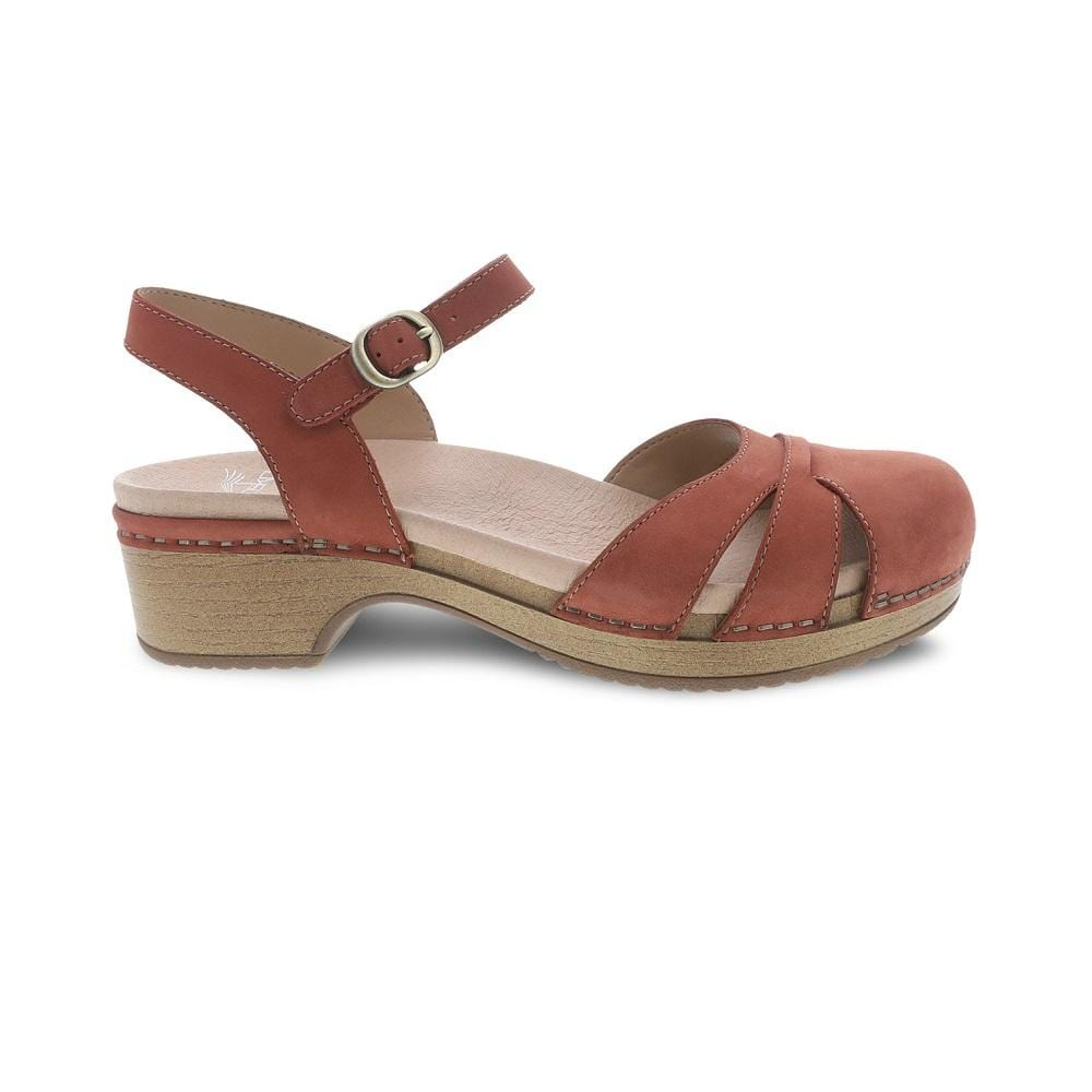 Dasko Betsey Womens Mary Jane Leather D'Orsay Clog | Simons Shoes