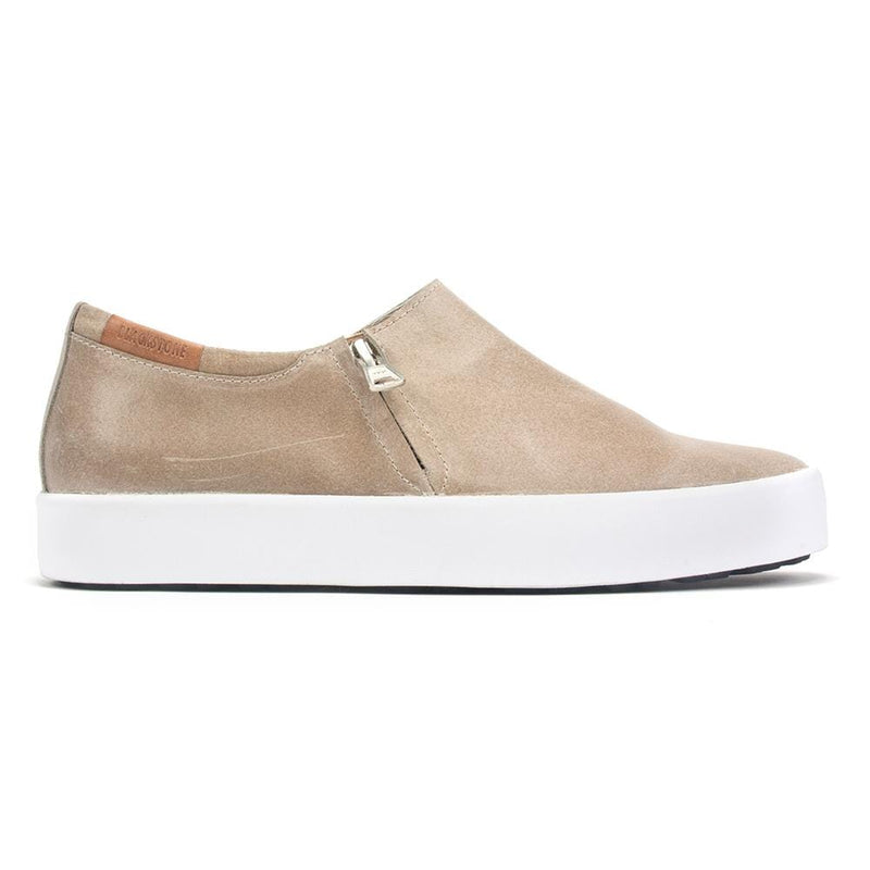 Blackstone Sneaker- Women's Leather Slip-On Platform (PL75) - Simons