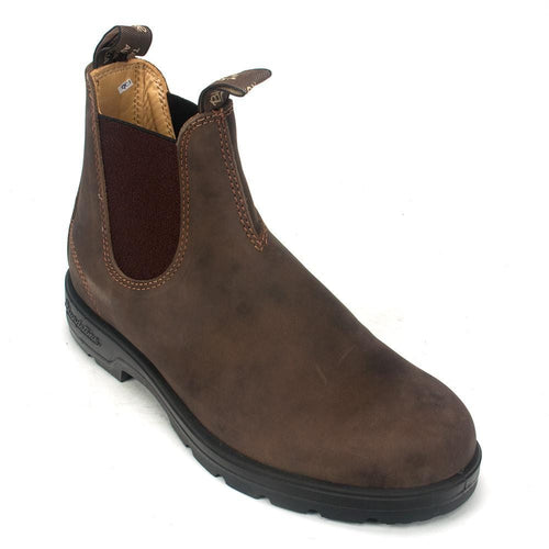 Blundstone Men's Boots | 585 Leather Waterproof Chelsea | Simons Shoes