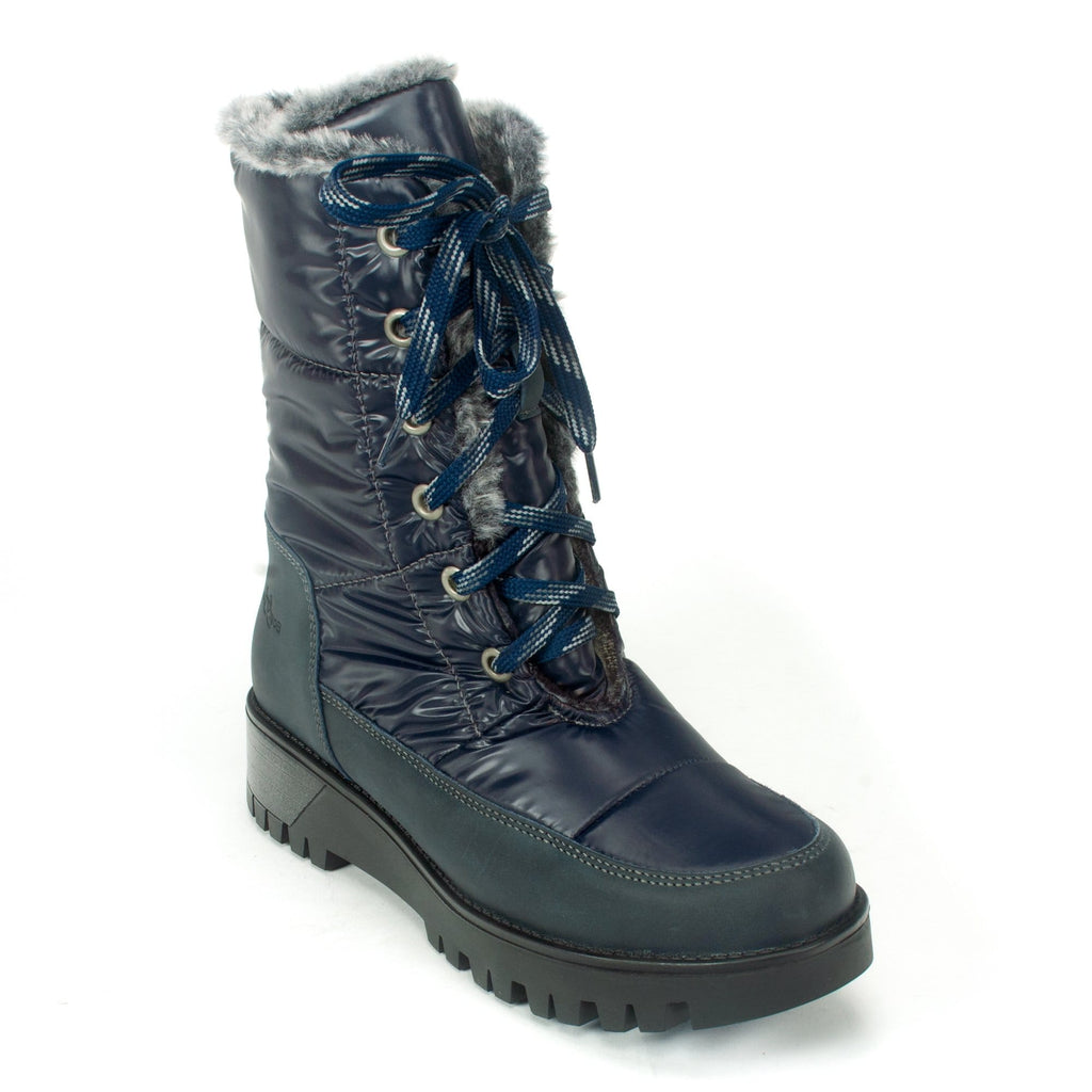 Bos. & Co. Atlas Women's Insulated Leather Winter Boot | Simons Shoes
