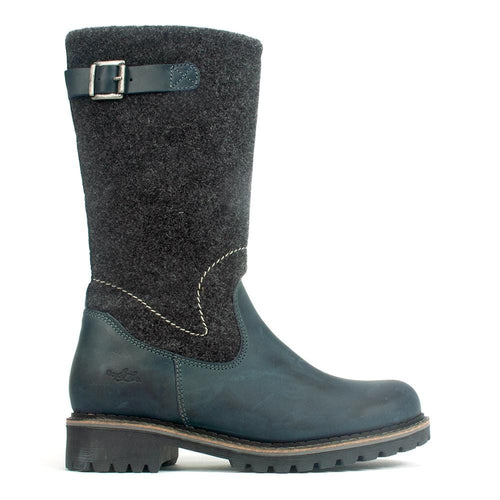 Bos & Co Hammond Mid Calf Leather Lined Waterproof Boot | Simons Shoes
