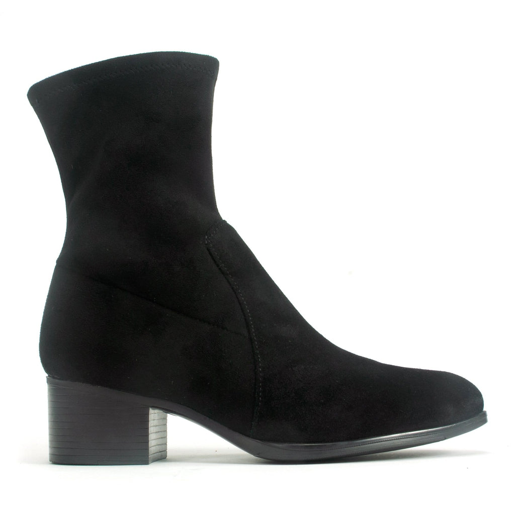 Bos & Co Retain Women's Waterproof Leather Ankle Boot Black | Simons Shoes