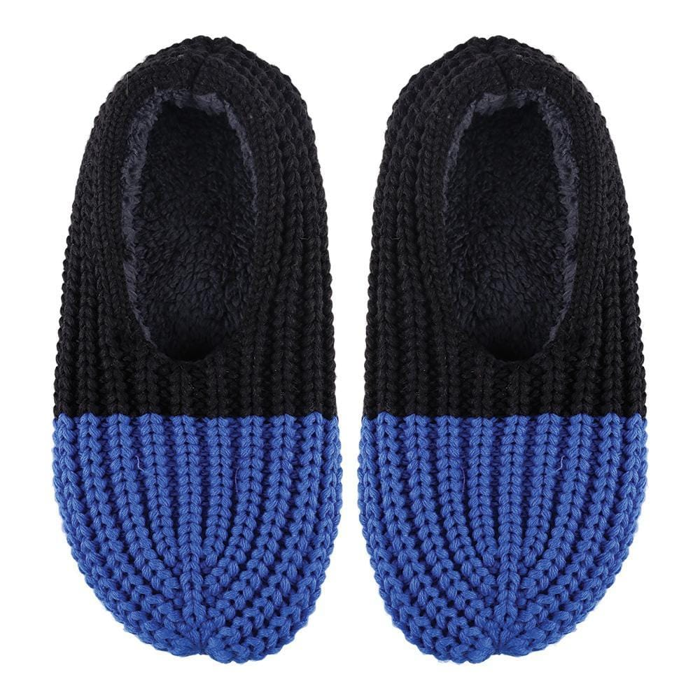 Colorblock Rib Lounger Slippers (COBSS)
