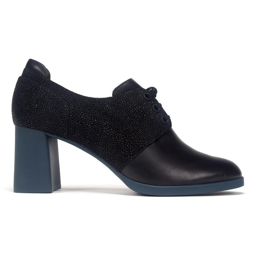 Heeled Oxford (K200522) Shoe