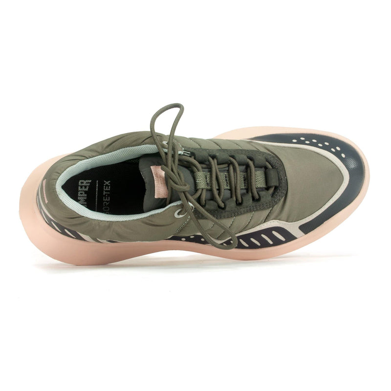 Camper (K201147) Women's Goretex Sneaker Fabric/Leather | Simons Shoes