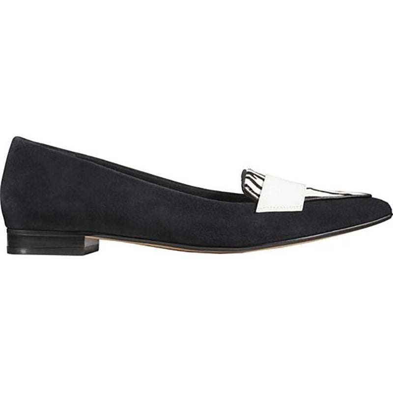 Clarks Leather Laina 15 Slip on Shoe | Simons Shoes