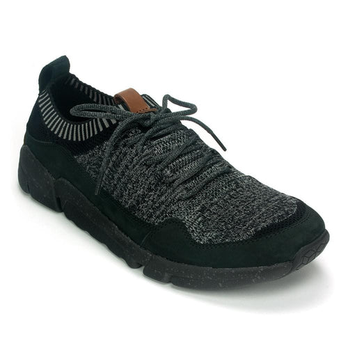 Clarks Trigenic | Men's Triactive Knit Textile Casual Sneaker | Simons