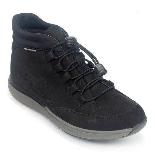 Clarks Un Cruise Mid Women's Leather Lace Up High Top Sneaker Shoe