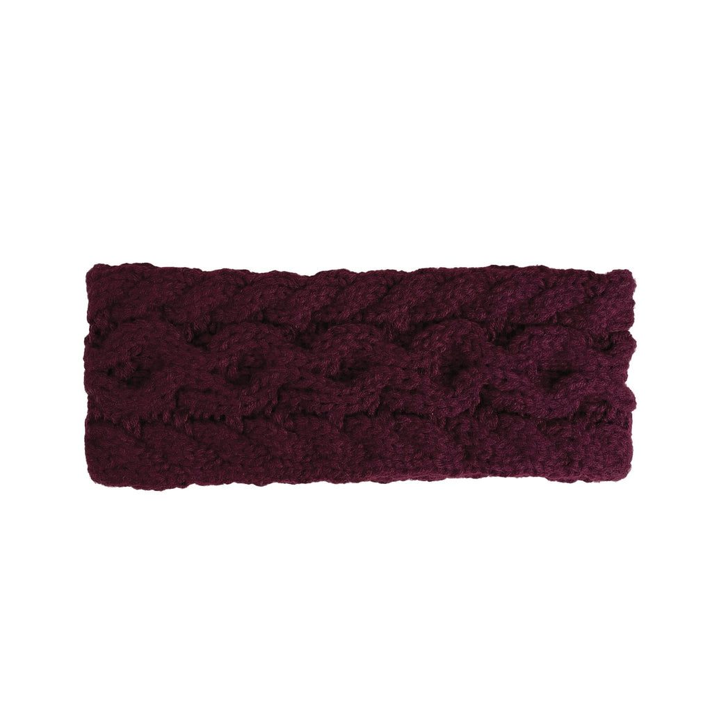 Cymbo Accessories Cable Knit Headband | Simons Shoes