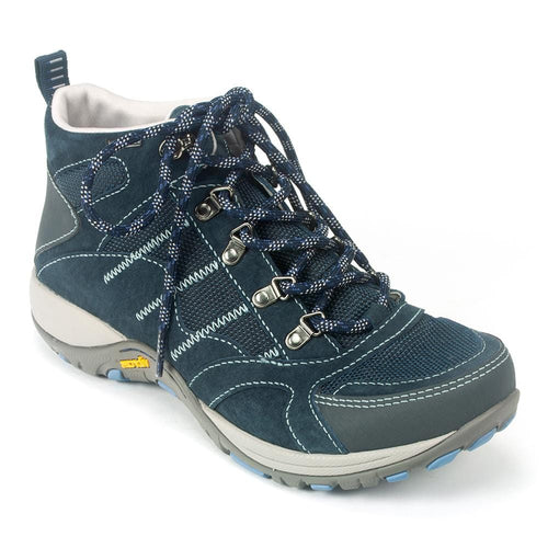 Dansko Paxton Waterproof Sneaker | Women's Suede Hiking Shoe | Simons