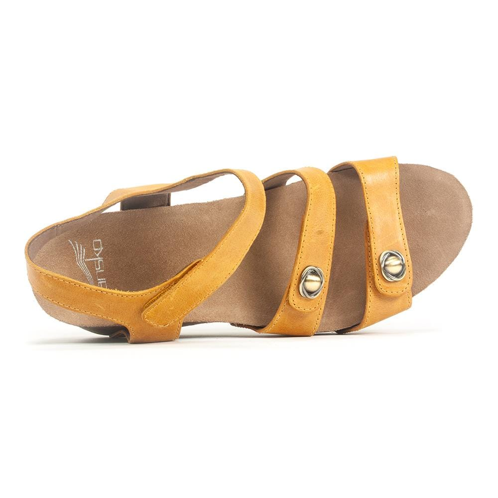 Savannah Cork Wedge Sandal