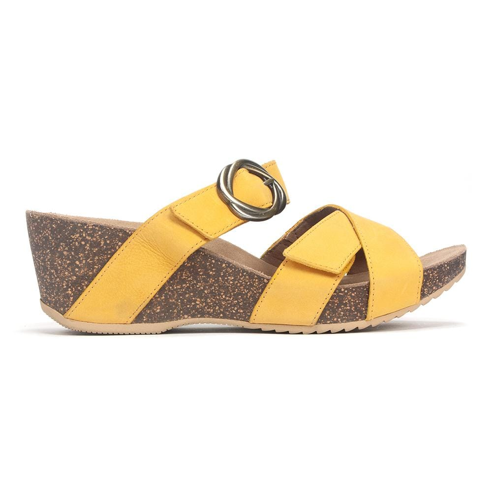 Dansko Susie Women's Cork Wedge Sandal - Dankso Sandal - Simons Shoes
