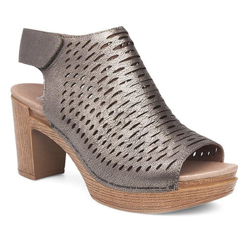 Danae Perforated Heel Shoe