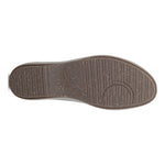 Dansko Emmie Casual Women's Suede Wedge Slip-On Taupe | Simons Shoes
