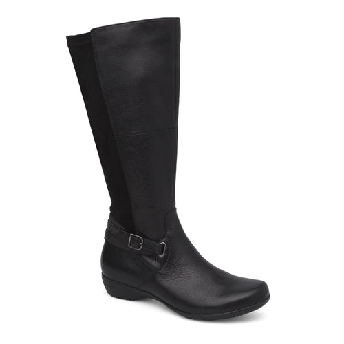 Dansko Francesca | Women's Leather Arch Supporting Tall Boot | Simons