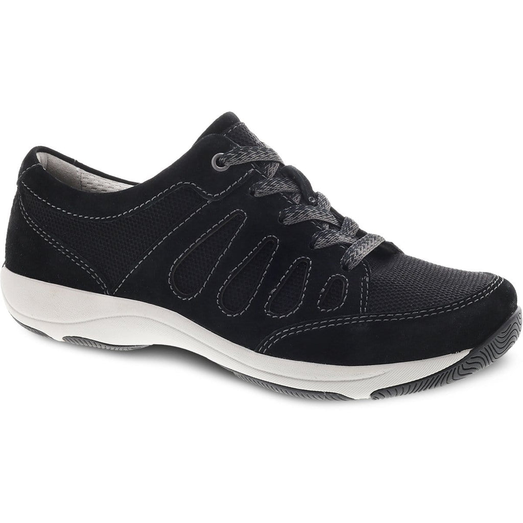 Dansko Heather Suede Memory Foam Sneaker | Simon's Shoes