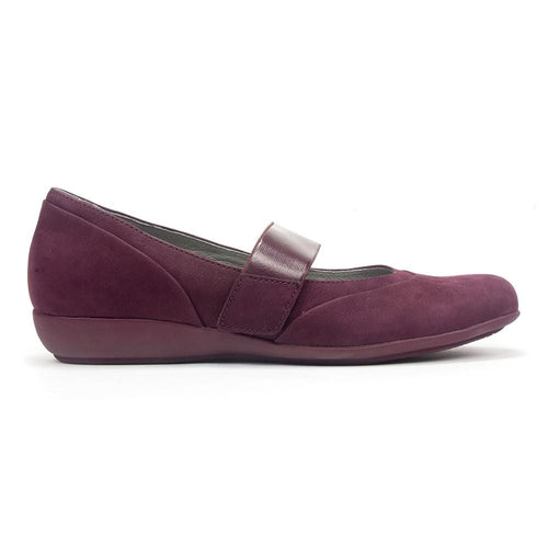 Dansko Kendra | Women's Leather Casual Mary Jane Flat | Simons Shoes