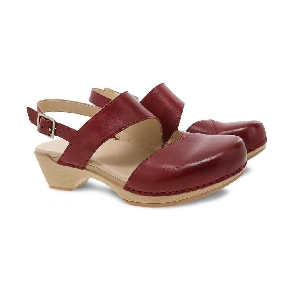 Dansko Kristy Shoe Sandal Leather Shock Absorbing Sandal | Shop Simons